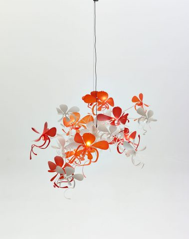 Orchid-Pendant—LED—1100mm
