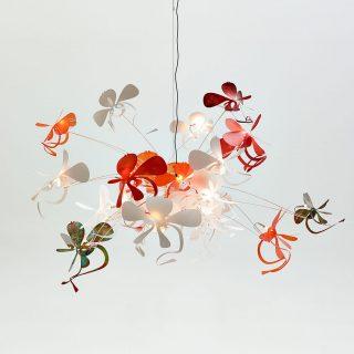 orchid pendant light